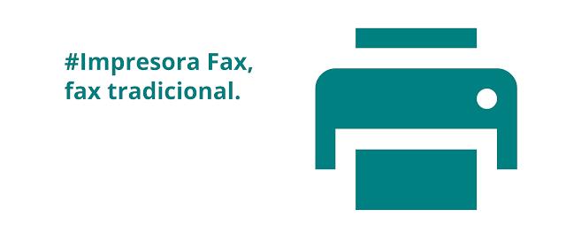 fax por maquina de fax