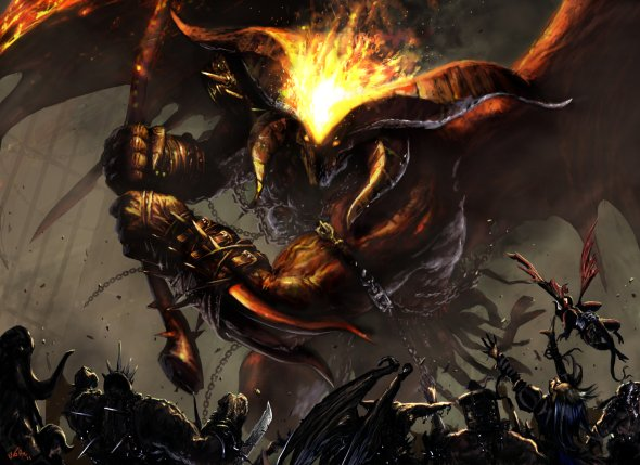 Vincent Proce ilustrações fantasia sombrio terror card game magic the gathering