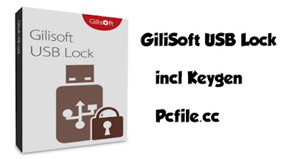 GiliSoft USB Lock 8.6.0 incl Keygen + Crack