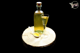 receta del licor de miel casero
