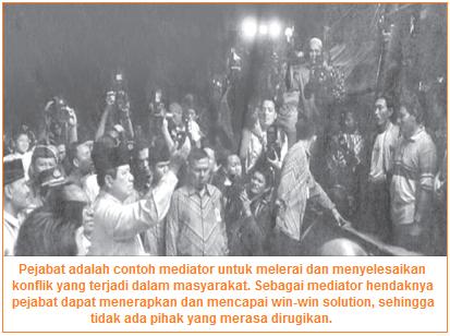 Peran Sosial - Mediator