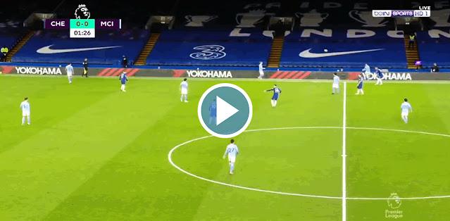 Chelsea vs Manchester City Live Score