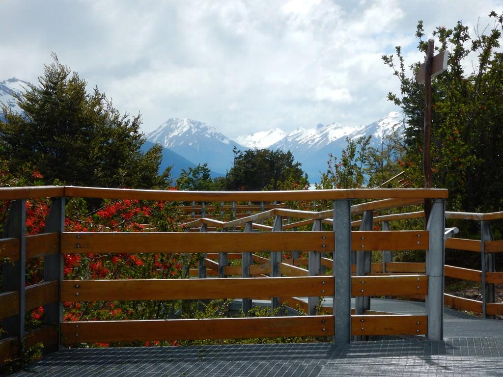 Glaciar Perito Moreno no Parque Nacional Los Glaciares