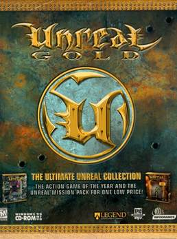 Unreal Gold PC Full Español [MEGA]