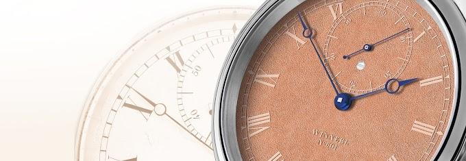 "WINNERL - Chronometer series ""Tremblage"""