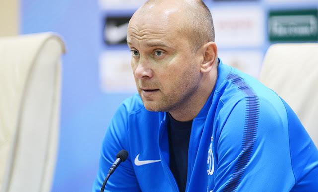 Хохлов – болельщикам «Динамо»: «Тренера поливайте, но команду поддерживайте!»