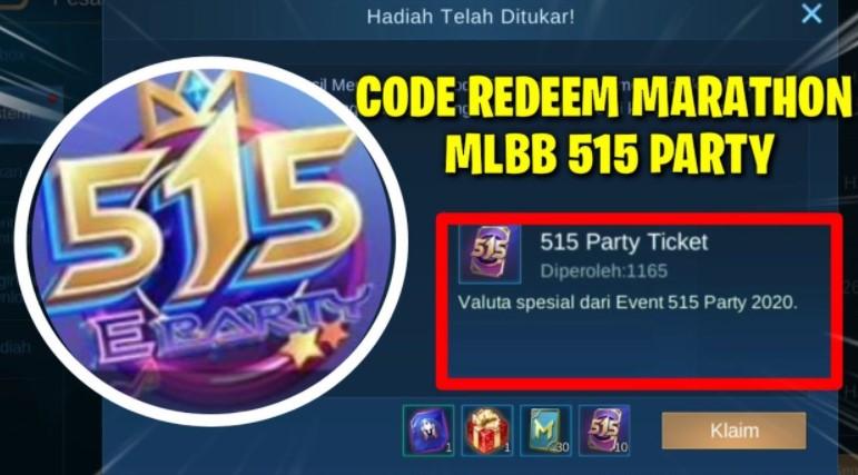 Kode Event 515