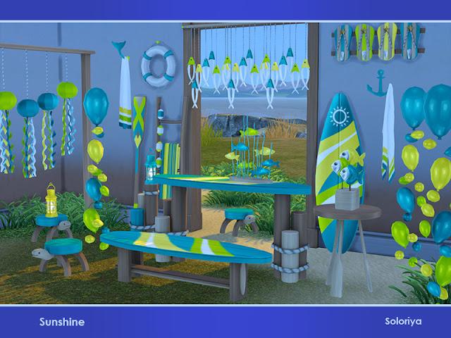 бассейн для Sims 4, пляж для Sims 4, Sims 4, пляжный декор, мебель для отдыха, для Sims 4, оформление бассейна, пляжный зонт для Sims 4, декор для бассейна, декор для Sims 4, песок для Sims 4, песчаные замки, днеоративные рыбы для Sims 4, серфинг, доски для серфинга для Sims 4, медузы, морской декор для Sims 4,