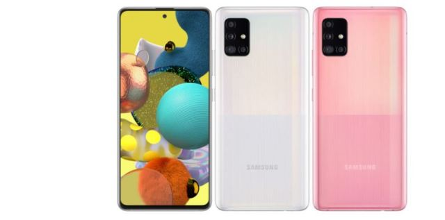 Samsung Galaxy A51 Receiving Android 11 Update in India
