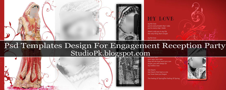 Elegant Wedding Album Design Psd Templates Download ...