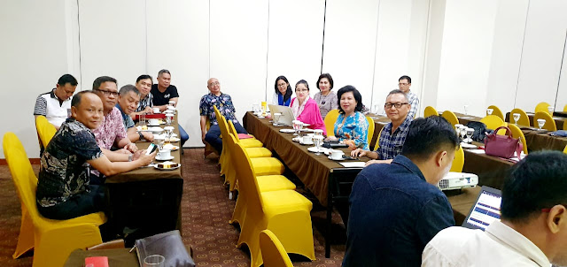 Meeting Pra Pleno. PPD Alot dan Objektif