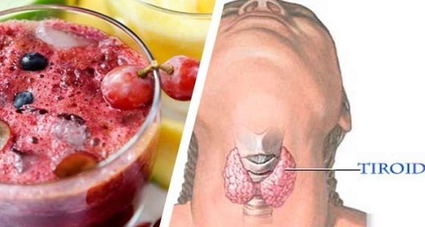 Miraculous Drink to Cure Your Thyroid Gland and Lose Weight