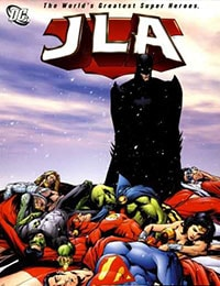 JLA: Tower of Babel Comic