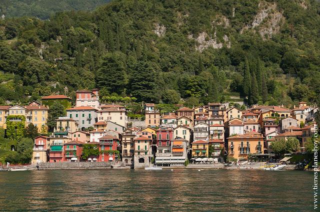 Lago di Como pueblos encanto Varenna viaje