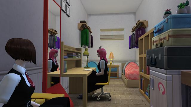 Sims 4 Discover University Korean Goshiwon