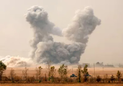 Ataque das forças americanas matam 6 militantes xiitas no Iraque