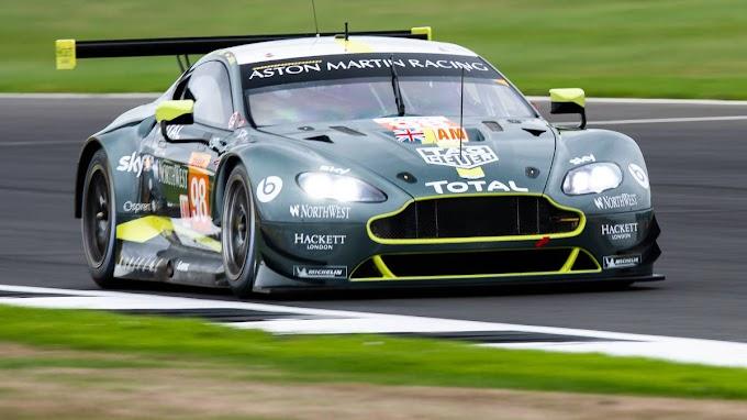 Oficial: el DTM da la bienvenida a Aston Martin a partir de 2019