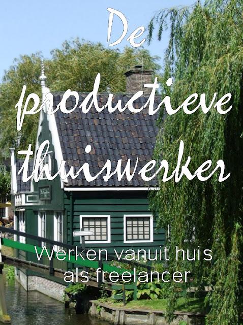 de productieve thuiswerker