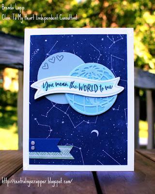 Aurora Cardmaking Workshop Project 4