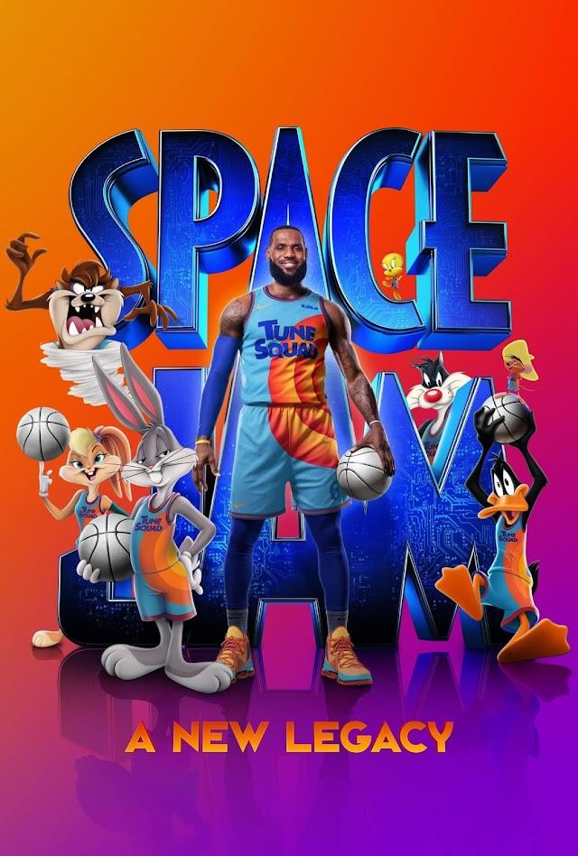 Space Jam a New Legacy 2021 x264 720p WebHD Esub English Hindi THE GOPI SAHI