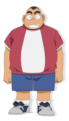Hellominju.com: 名探偵コナンアニメ   小嶋元太 Kojima Genta   Hello Anime !