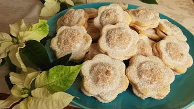 Orah cvjetići s marmeladom / Walnut flower with marmalade