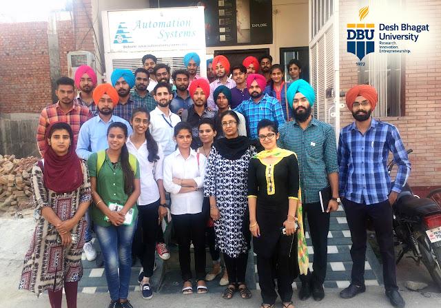 Best B. Tech Electric Engineering College - Desh Bhagat University