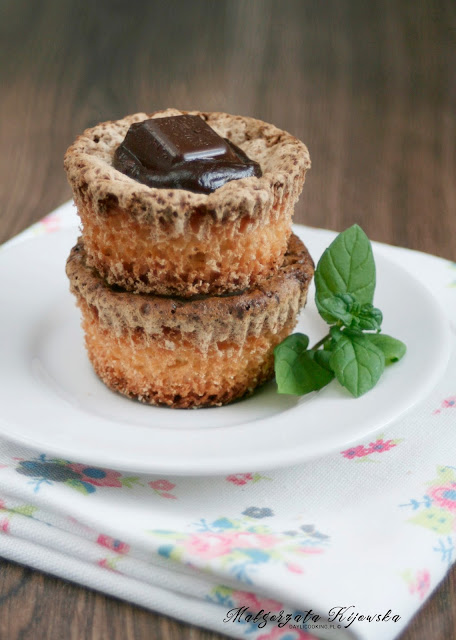 kokosanki muffinki, domowe kokosanki, daylicooking, Małgorzata Kijowska