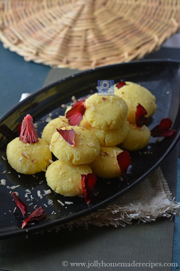 Sandesh Bengali Sweet