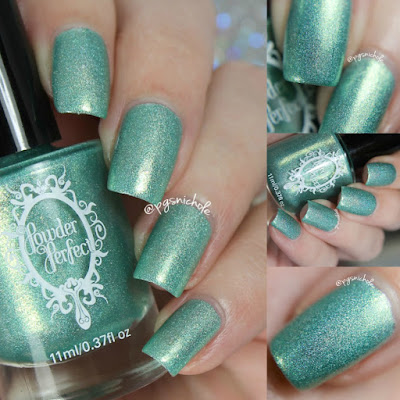 Powder Perfect Hazel Twig | The Palace Collection