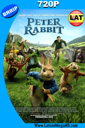 Las Travesuras de Peter Rabbit (2018) Latino HD 720P ()