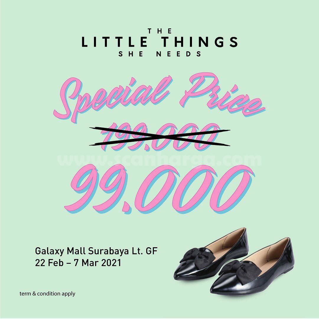 Promo The Little Things She Needs Special Price Rp 99.000