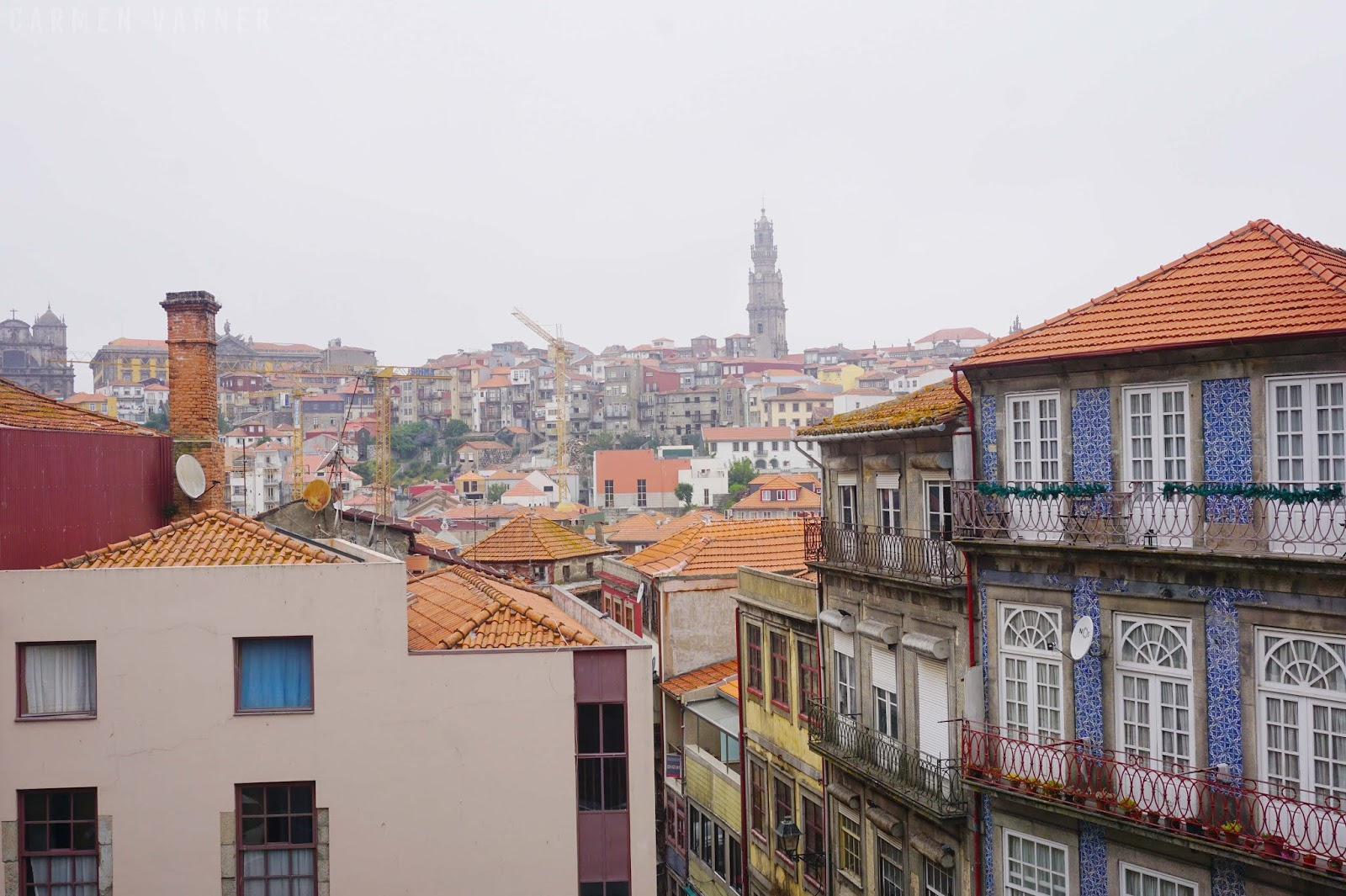 Best Places to Stay in Porto, Portugal Where to stay travel influencer blogging coach