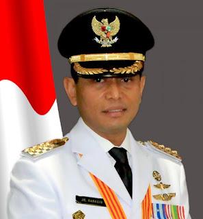 22 April 2021, Kepemimpinan Bupati Simalungun JR Saragih Berakhir