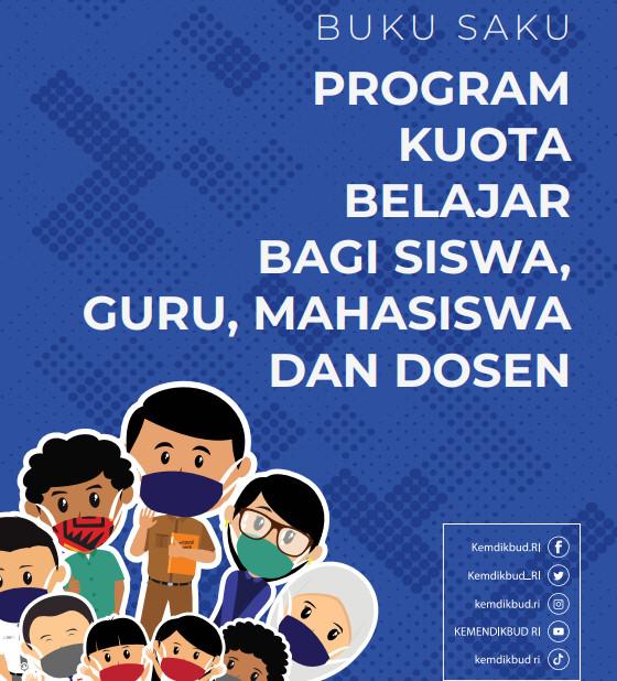 Buku Saku Program Kuota Belajar