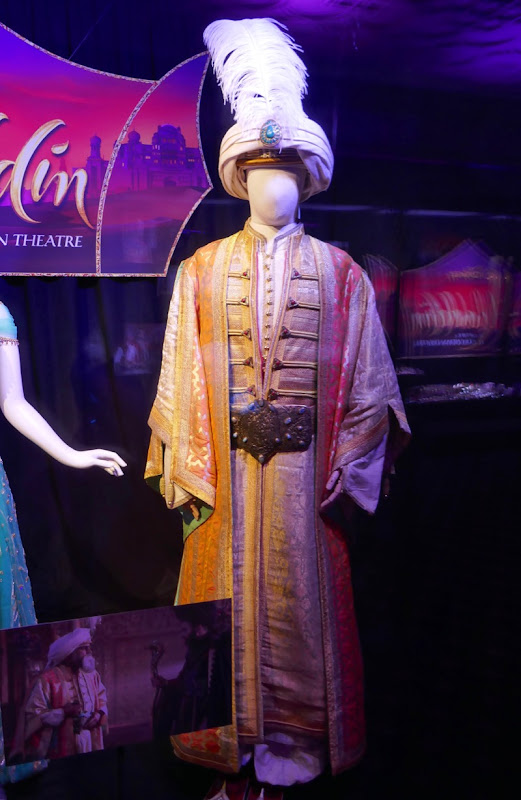 Aladdin Sultan movie costume