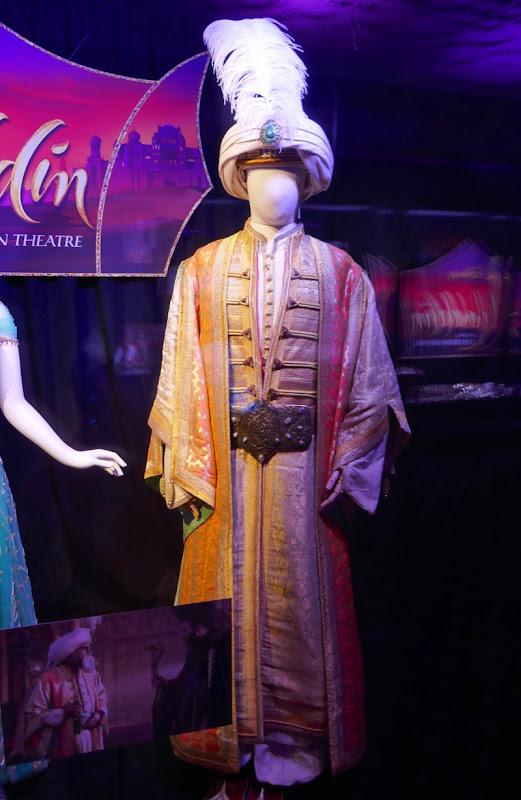 Aladdin Sultan movie costume