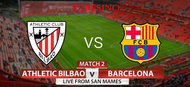 Barcelona vs Athletic de Bilbao en San Mamés chocan hoy por Copa del Rey