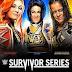 Revelada equipa feminina do NXT para o Survivor Series.