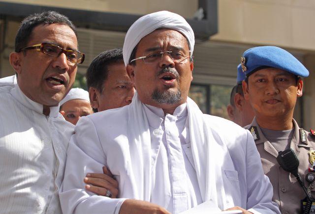 Habib Rizieq Tiba-tiba Sampaikan Terima Kasih ke Mahfud MD