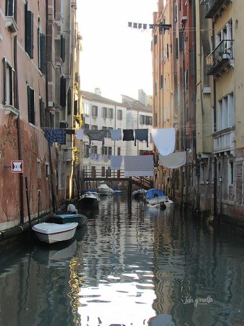 Venecia fotos vida de barrio
