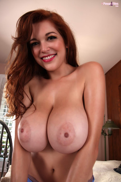 Tessa Fowler big boobs close up