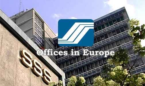 List of SSS Representative (Branches) Offices Europe