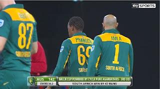 South Africa vs Australia 3rd Match Tri-Nation Series 2016 Highlights
