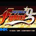 King of Fighters 95 Sega Saturn Hack 4MB
