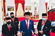 Presiden Jokowi: Penganugerahan Tanda Jasa dan Kehormatan Telah Melalui Pertimbangan Matang