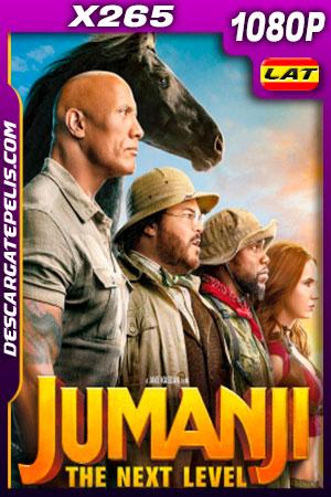 Jumanji: Siguiente nivel (2019) HD 1080p x265 BRRip Latino – Ingles