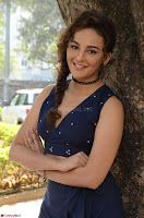 Seerat Kapoor Stunning Cute Beauty in Mini Skirt  Polka Dop Choli Top ~  Exclusive Galleries 037.jpg