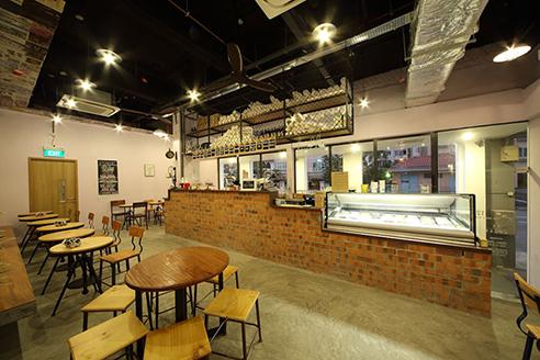Hanson Court Suites Cafe