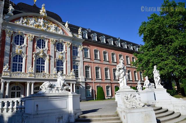 Palacio electoral de Trier